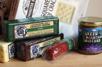Crowley Cheese: Vermont Savory Gift Box
